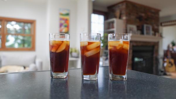 Blind Taste Test of Flash Iced Coffee